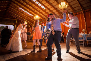 Wedding Reception, Landenberg Barn PA